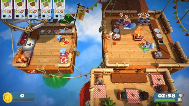 Overcooked! 2 - Too Many Cooks Pack Screenshot 9