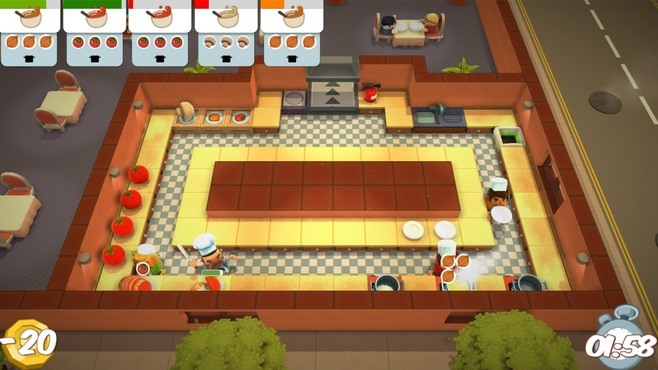 Overcooked Screenshot 7