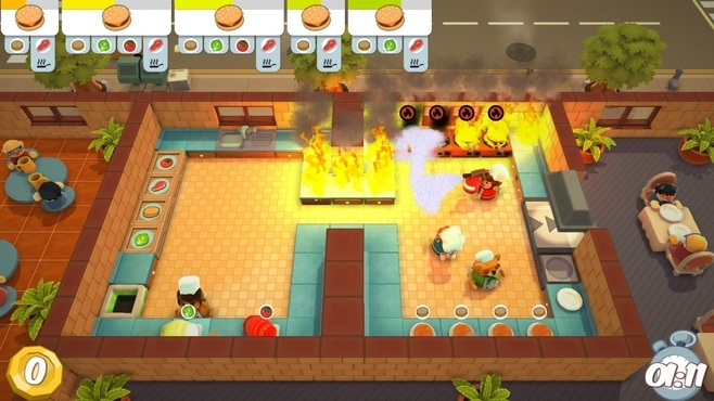 Overcooked Screenshot 10