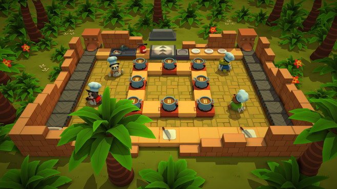 Overcooked - The Lost Morsel Screenshot 4