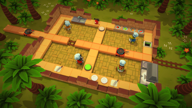Overcooked - The Lost Morsel Screenshot 6