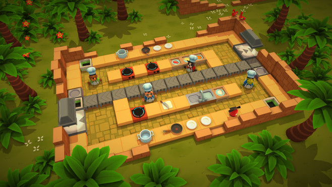 Overcooked - The Lost Morsel Screenshot 7