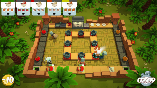 Overcooked - The Lost Morsel Screenshot 8
