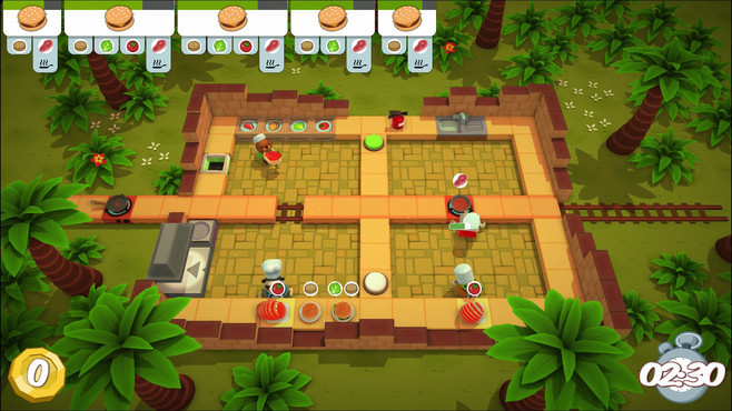 Overcooked - The Lost Morsel Screenshot 9
