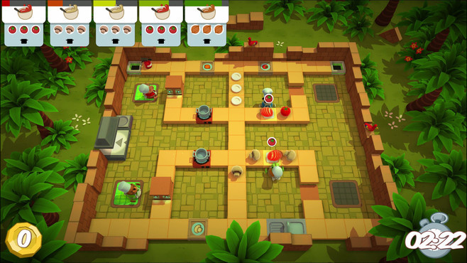 Overcooked - The Lost Morsel Screenshot 10