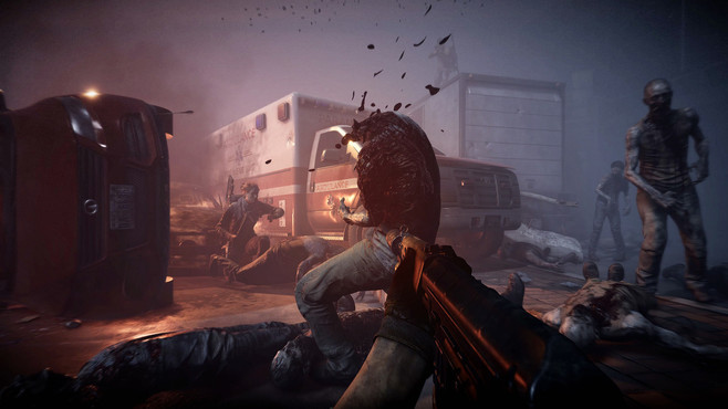 OVERKILL's The Walking Dead Deluxe Edition Screenshot 3