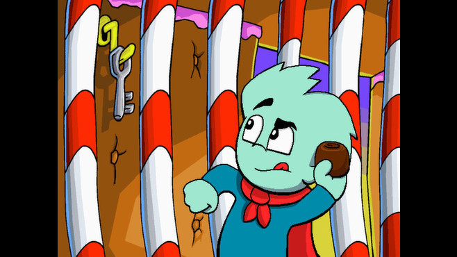 Pajama Sam 3: You Are What You Eat from Your Head To Your Feet Screenshot 2