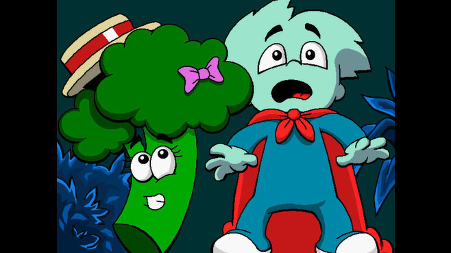 Pajama Sam 3: You Are What You Eat from Your Head To Your Feet Screenshot 3