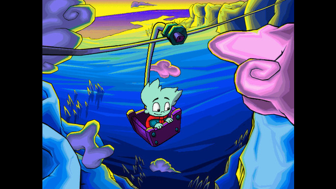 Pajama Sam 3: You Are What You Eat from Your Head To Your Feet Screenshot 7