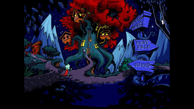 Pajama Sam: No Need To Hide When It's Dark Outside Screenshot 4
