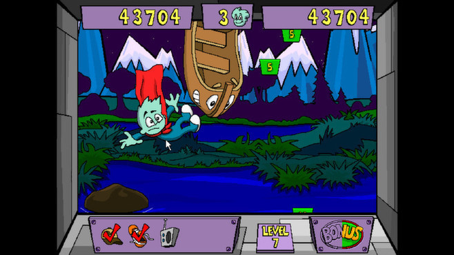 Pajama Sam's Lost and Found Screenshot 6
