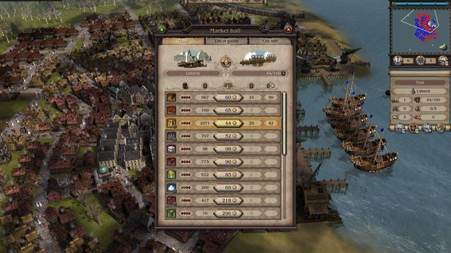Patrician IV: Rise of a Dynasty DLC Screenshot 2