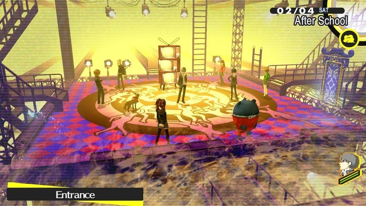 Persona 4 Golden - Digital Deluxe Edition Screenshot 2