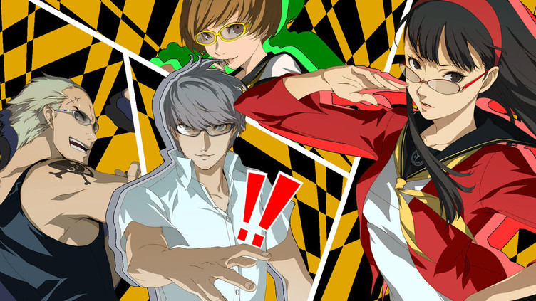 Persona 4 Golden - Digital Deluxe Edition Screenshot 3