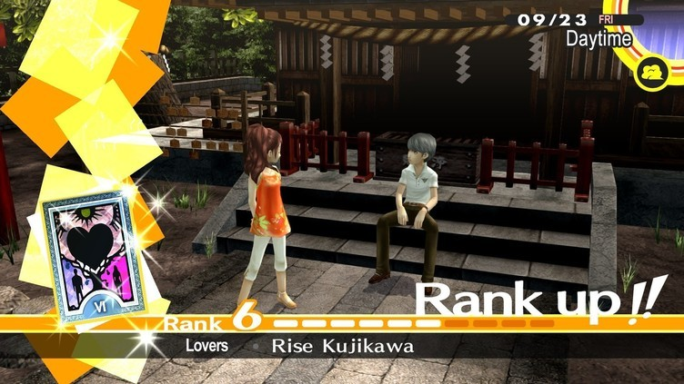 Persona 4 Golden - Digital Deluxe Edition Screenshot 4