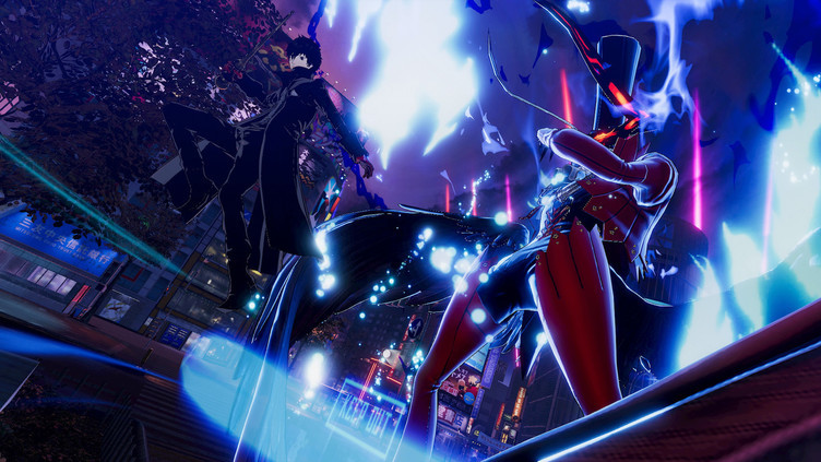 Persona® 5 Strikers Screenshot 2