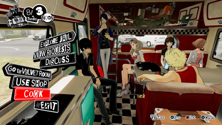 Persona® 5 Strikers Screenshot 3