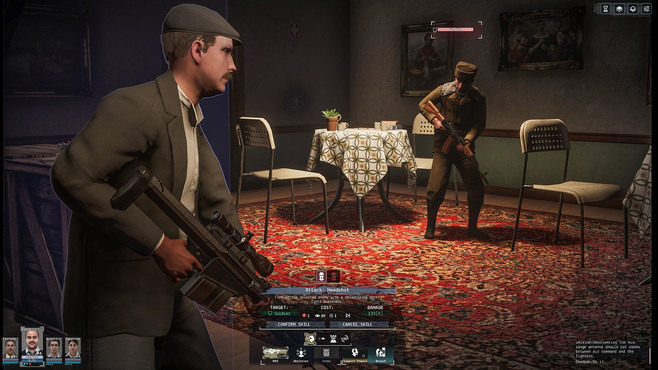 Phantom Doctrine Screenshot 1