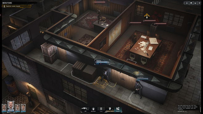 Phantom Doctrine Screenshot 2