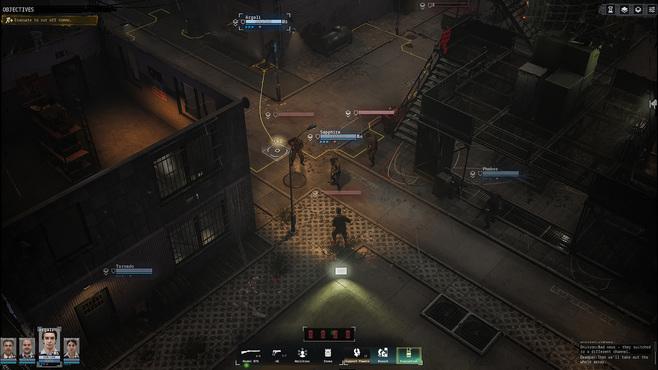 Phantom Doctrine Screenshot 3