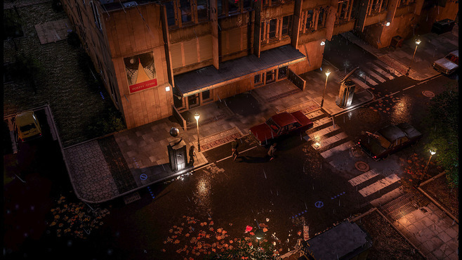 Phantom Doctrine Screenshot 7