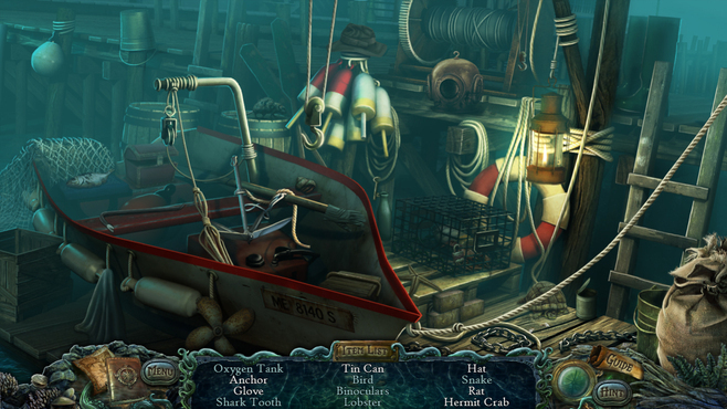 Small Town Terrors: Pilgrim's Hook Collector's Edition Screenshot 2