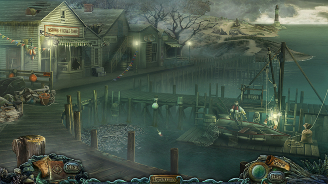 Small Town Terrors: Pilgrim's Hook Collector's Edition Screenshot 3