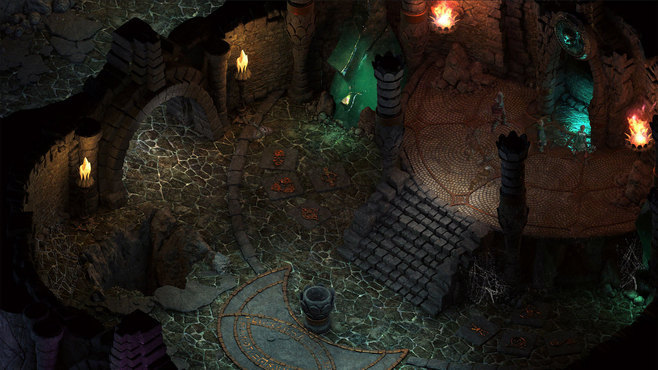 Pillars of Eternity Hero Edition Screenshot 1