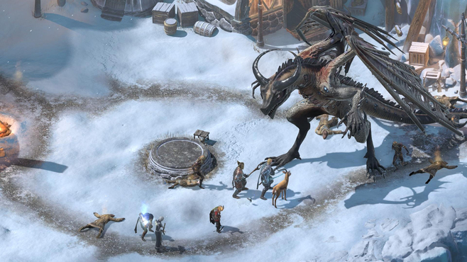 Pillars of Eternity II: Deadfire - Beast of Winter Screenshot 2