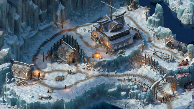 Pillars of Eternity II: Deadfire - Beast of Winter Screenshot 5