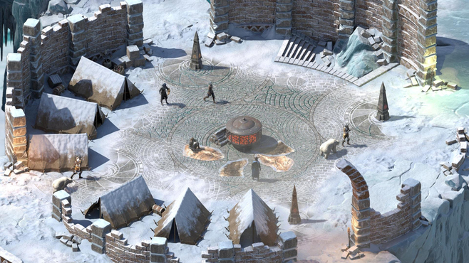 Pillars of Eternity II: Deadfire - Beast of Winter Screenshot 8