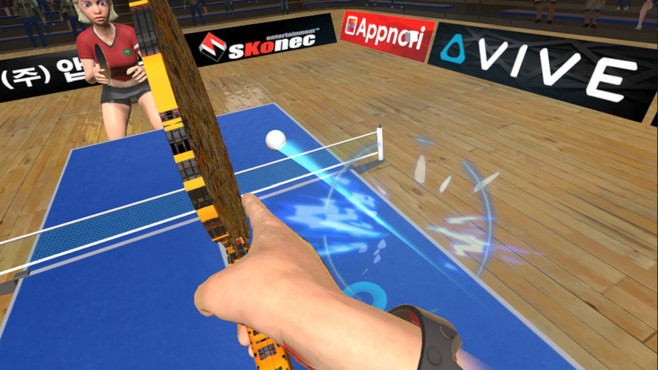 PingPong Kings VR Screenshot 1
