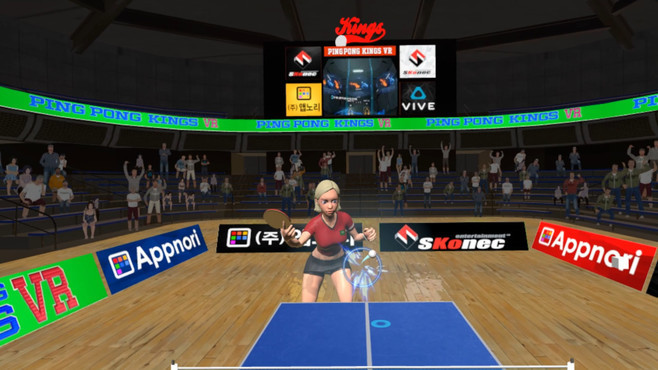 PingPong Kings VR Screenshot 2