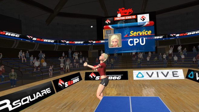 PingPong Kings VR Screenshot 6