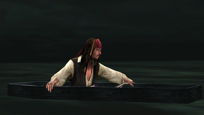 Pirates of the Caribbean: At World's End Screenshot 2