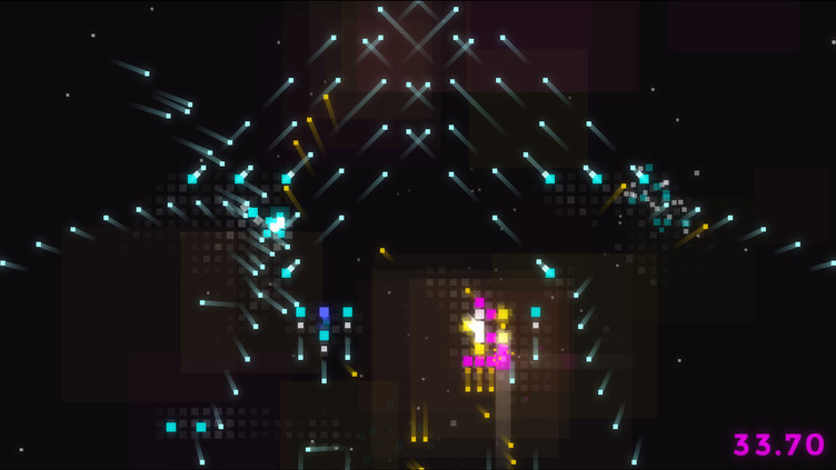 Pixel Galaxy Screenshot 1