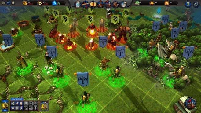Planar Conquest Screenshot 4
