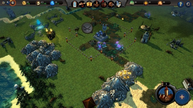 Planar Conquest Screenshot 5