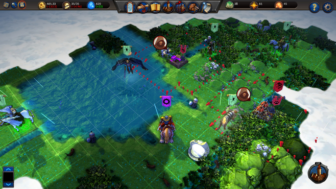 Planar Conquest Screenshot 6
