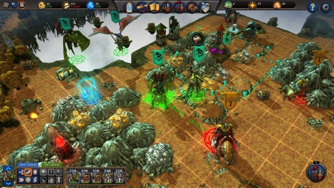 Planar Conquest Screenshot 8