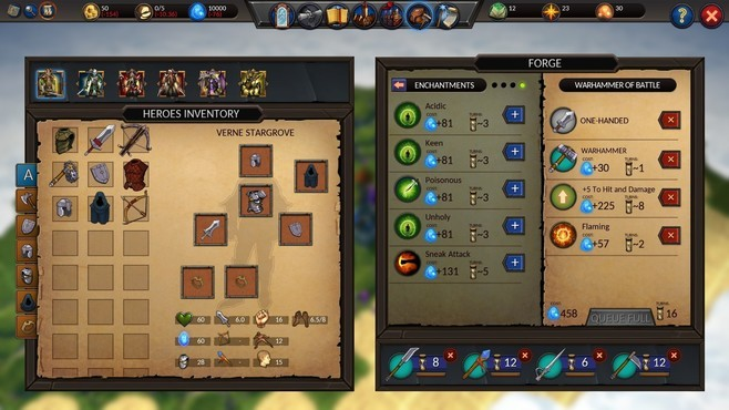 Planar Conquest Screenshot 12