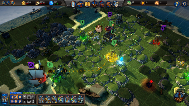 Planar Conquest Screenshot 17