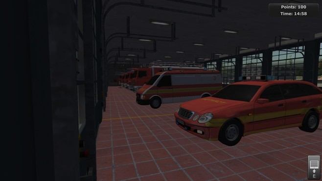 Plant Fire Department - The Simulation Screenshot 1