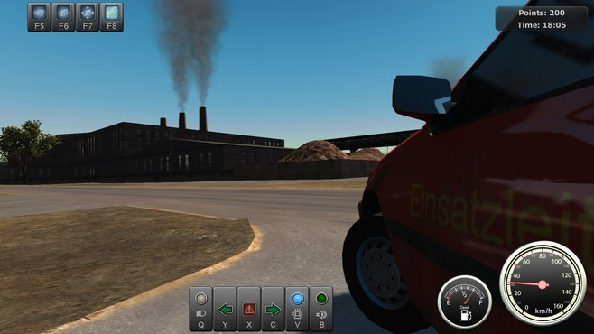 Plant Fire Department - The Simulation Screenshot 2