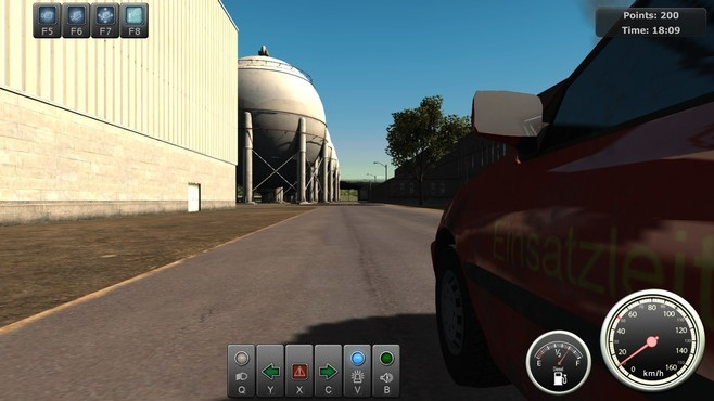 Plant Fire Department - The Simulation Screenshot 5