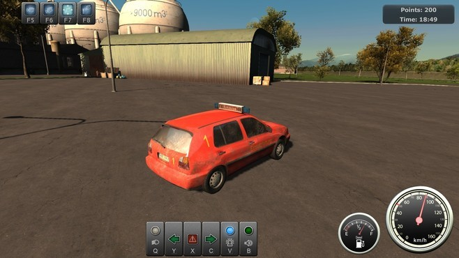 Plant Fire Department - The Simulation Screenshot 6