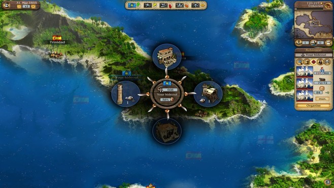 Port Royale 3: Dawn of Pirates DLC Screenshot 6