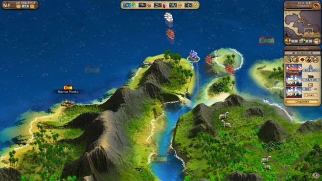 Port Royale 3: Dawn of Pirates DLC Screenshot 2