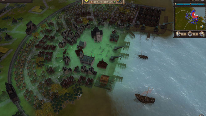 Port Royale 3 Gold and Patrician IV Gold - Double Pack Screenshot 1