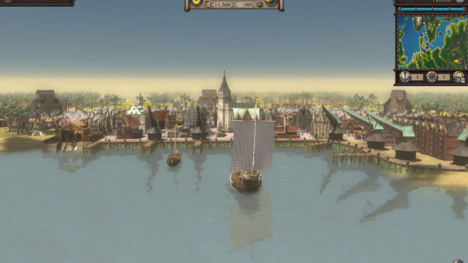Port Royale 3 Gold and Patrician IV Gold - Double Pack Screenshot 2